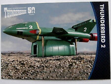 THUNDERBIRDS 50 YEARS - Card #37 - Gerry Anderson - Unstoppable Cards Ltd 2015