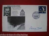 Richard Todd  - Actor  signed 617 Squadron R.A.F Dam Busters - Harold Martin