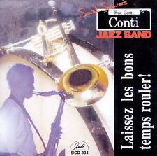 New: Sarah Spencer's Rue Conti Jazz B: Laissez Les Bon Temps Rouler!  Audio CD
