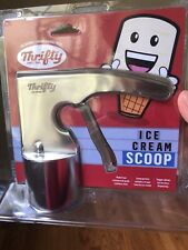 Thrifty Ice Cream Scoop Rare Limited Edition Rite Aid Stainless Scooper New