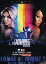 F- Publicité Advertising 2008 NRJ Music Awards Rihanna