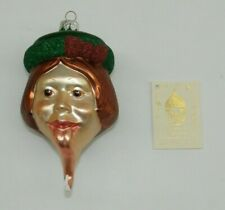 """Patricia Breen # 9820 """"I Don't Know Why"""" Christmas Ornament w/ Tag"""