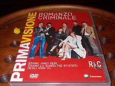 Romanzo criminale  Editoriale Panorama Dvd ..... Nuovo