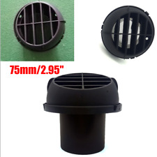 For Autos Air Diesel Heater 75mm/2.95'' Universal Air Outlet Vent Net Cover Cap