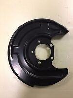 REAR Brake Disc back protection plate LEFT side Audi / Skoda / VW  NEW