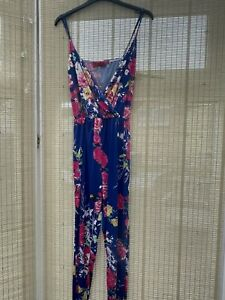 Boohoo Jumpsuit Size 10 Perfect For Summer