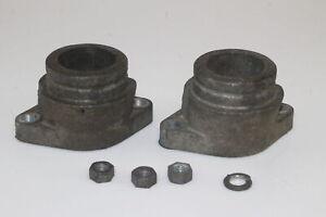 1975 suzuki t500 Engine CYLINDER HEAD Intake Pipe Set 1311031000