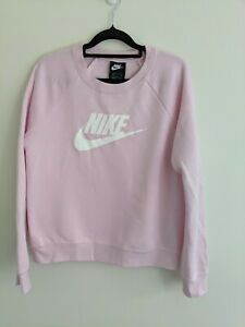 Nike Pink Sweater S Brand New