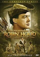 Adventures of Robin Hood Comp Series 0826831070582 DVD Region 1