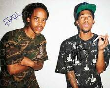 Odd Future signed Earl Sweatshirt Hodgey OFWGKTA 8X10 photo picture autograph RP