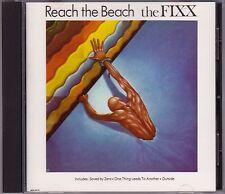 The Fixx - Reach The Beach - CD (MCA MCAD-5419 1984 No Barcode)