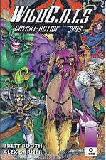 Jim Lee Wild C.A.T.S  Image Comics #0 June 1993 1st  Printing Near Mint