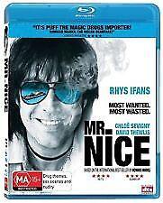 MR NICE BLU RAY - NEW & SEALED RHYS IFANS, TRUE STORY OF DRUG KING HOWARD MARKS