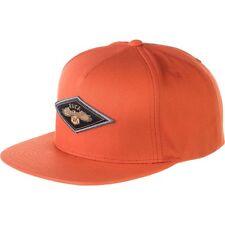 NEW RVCA Brigade Mens Snapback Hat  Cap