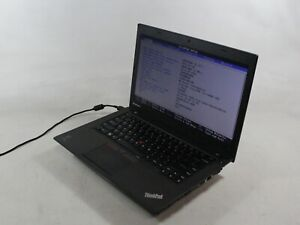 "Lenovo THINKPAD T450 14"" Laptop  - Intel Core i5-5300U (2.30GHz) 4GB NO HDD"