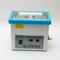 Stainless Steel 5L Liter Industry Heated Ultrasonic Cleaner Heater B5