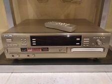 Reproductor Grabador CDs Philips CDR 786
