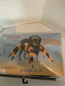 The Impawsters Spider Dog Costume Large Bread