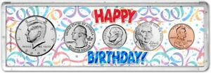 Happy Birthday Coin Gift Set, 2009