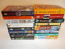 16 Science Fiction Books by Resnick, Reed, Cherryh, Schroeder, Westerfeld, Baker