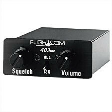 Flightcom - 403Mc Panel Mount Intercom