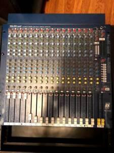 Allen & Heath MixWizard WZ16:2DX Mixer