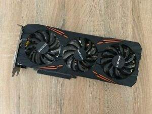 GIGABYTE GeForce GTX 1080 G1 Gaming 8GB Graphics Card