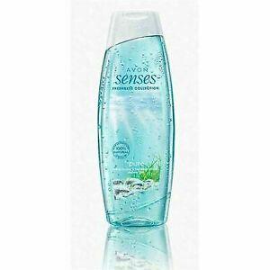 Avon Sense Pure Fresh White Musk & Bamboo Leave Shower Gel - 250ml