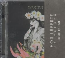 Mon Laferte NEW La Trenza DELUXE 1 CD / 1 DVD SHIPS NOW !