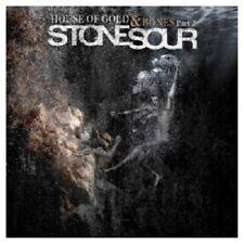 STONE SOUR - HOUSE OF GOLD & BONES PART2  (CD) 12 TRACKS HARD & HEAVY/METAL NEW!