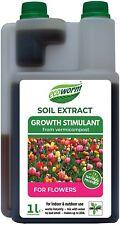Ecoworm Earthworm Castings Organic Liquid Fertilizer - Flowers (makes 52gal)