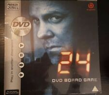 24 The DVD Board Game (PARKER) 2006 PAL TV Games New/Sealed Free P&P