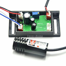 650nm 150mW 12V Red Laser Focus Dot Diode Module w/TTL Driver Out 18x45mm