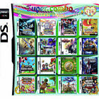Super Game 208 in 1 Video Games Cartridge for Nintendo NDS NDSL NDSi 3DS 2DS US