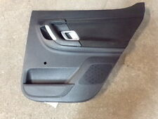 14134 H5 2008-2010 MK2 5J SKODA FABIA HATCHBACK OS DRIVERS SIDE REAR DOOR CARD