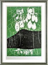 Georg Baselitz (geb. 1938), Der Berg, 1993 - handsigniert, gerahmt