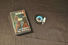 MC BISCA  LO SPERMA DEL DIAVOLO BMG ITALY SIGILLATA