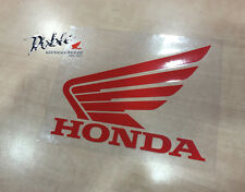 New 2016 Genuine Honda Merchandise Self Cling Vinyl Window Stickers Sticker