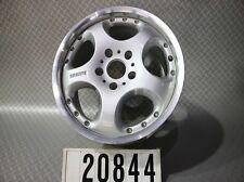 "1Stk.orig. Brabus Monoblock IV Mercedes Alufelge 8,5Jx18"" ET55 Mehrteilig #20844"