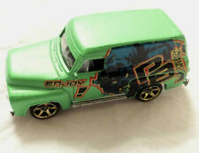 Matchbox Ford F100, Panel Delivery 1955, MB 733, 1:69, 2007, grün metallic