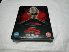 Sin City 2 : Limited Edition Steelbook New Sealed
