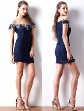Lace Stretch, Bodycon Formal Floral Dresses for Women