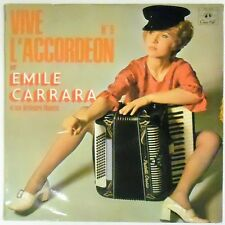 Vive l'accordeon par Emilie Carrara N°5 - Vinyl 33 Tours