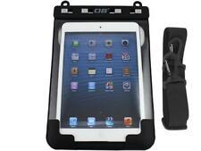 Overboard Waterproof Small Tablet iPad Mini Sports Case OB1083BLK - Black