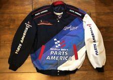 Darrell Waltrip #17 Western Auto Parts America Racing Jacket Mens Xxl Nascar Jh