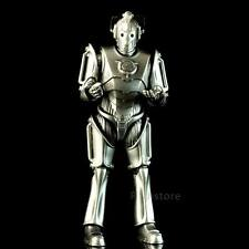 "5"" Doctor Who Action Figure Cyberleader Cyberman Cybermen Cybus Loose New 43"