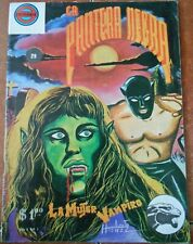 1968 BLACK PANTHER comic werewolf HORROR SCI FI VAMPIRE WOMAN MONSTERS no marvel