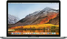 "Apple MacBook Pro 13"" Laptop , 256GB - MPXT2D/A - (Juni, 2017, Space Grau)"