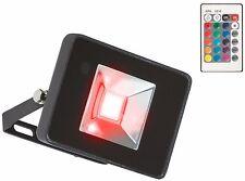 Knightsbridge IP65 50W RGB LED Light Aluminium Floodlight with Remote Control