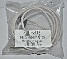 Robertshaw/Uni-Line 700-703 Energy Cut-Off Switch Lead Wire Energy Spst